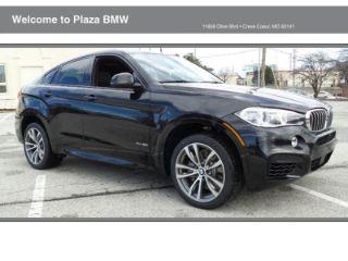 Used 2016 BMW X6 xDrive50i in Creve Coeur, Missouri