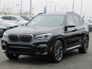 Used 2018 BMW X4 M40i in Roseville, California