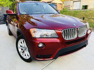 BMW X3 xDrive28i 2013