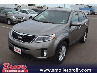 Used 2014 Kia Sorento LX in Amarillo, Texas