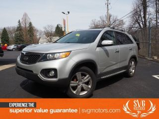 Used 2012 Kia Sorento EX in Dayton, Ohio