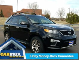 Used 2012 Kia Sorento SX in Denver, Colorado
