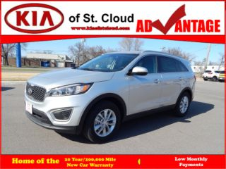 Used 2016 Kia Sorento LX in Waite Park, Minnesota