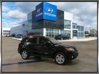 Hyundai Santa Fe Limited Edition 2012