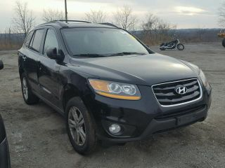 Hyundai Santa Fe Limited Edition 2011
