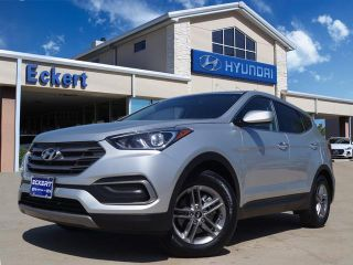 Used 2018 Hyundai Santa Fe Sport in Denton, Texas