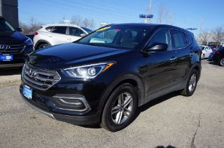 Used 2018 Hyundai Santa Fe Sport in Highland Park, Illinois