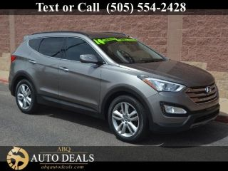 Used 2014 Hyundai Santa Fe Sport in Albuquerque, New Mexico
