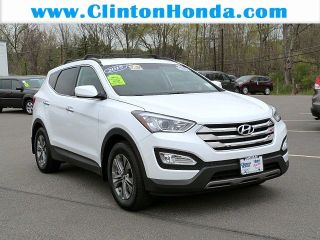 Used 2015 Hyundai Santa Fe Sport in Annandale, New Jersey