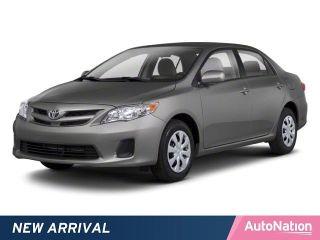 Toyota Corolla LE 2012