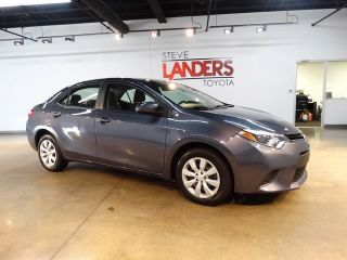 Used 2014 Toyota Corolla LE in Little Rock, Arkansas