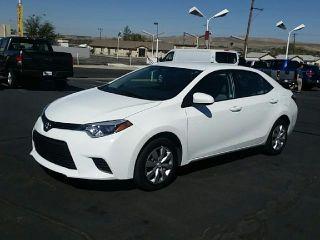 Used 2014 Toyota Corolla in Barstow, California