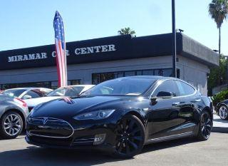 Tesla Model S Signature Performance 2012