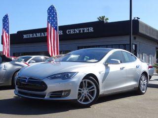 Tesla Model S 85 2015
