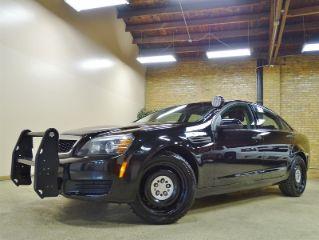 2011 Chevrolet Caprice Police