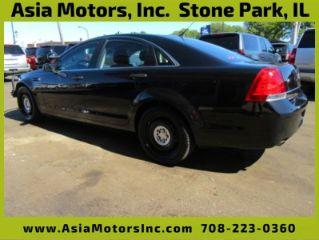 Stone Park Police >> Used 2011 Chevrolet Caprice Police In Stone Park Illinois