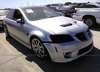 Pontiac G8 GT 2009
