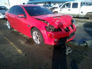 Pontiac G8 2008