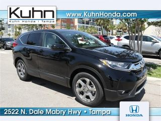 New 2018 Honda CR-V EXL in Tampa, Florida