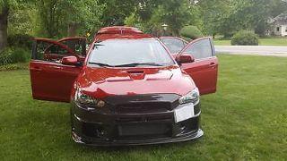 Mitsubishi Lancer Evolution MR 2008
