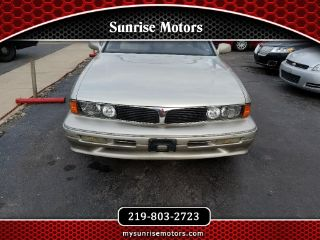 1993 Mitsubishi Diamante LS