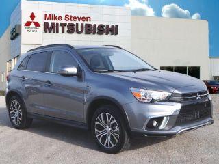 Mitsubishi Outlander Sport SEL 2018