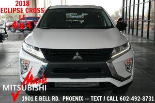 Mitsubishi Eclipse Cross LE 2018