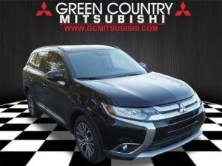 Green Country Mitsubishi >> Used 2016 Mitsubishi Outlander Sel In Bixby Oklahoma