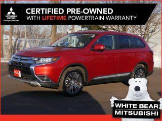 Mitsubishi Outlander SE 2017