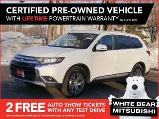 Mitsubishi Outlander SEL 2017