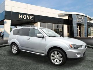 Used 2012 Mitsubishi Outlander SE in Bradley, Illinois