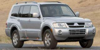 Mitsubishi Montero Limited 2006