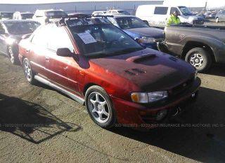 Used 2000 Subaru Impreza 2 5rs In Denver Colorado