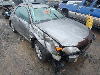 Subaru Impreza 2.5i 2007