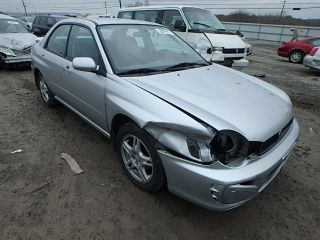 Subaru Impreza 2.5RS 2002