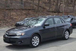 Subaru Impreza 2.5i 2011