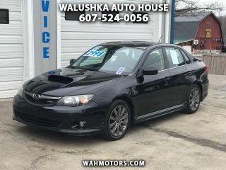 Subaru Impreza WRX 2010