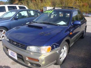 Subaru Impreza Outback Sport 2000