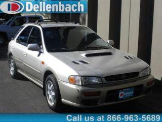 Used 2000 Subaru Impreza Outback Sport In Fort Collins Colorado