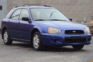 Subaru Impreza TS 2004