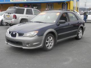 Subaru Impreza Outback Sport 2006