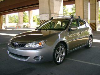 Subaru Impreza Outback Sport 2010