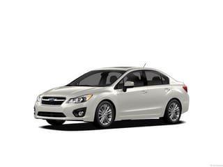 Subaru Impreza 2.0i 2012
