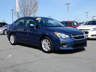 Used 2012 Subaru Impreza in Asheville, North Carolina