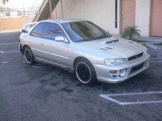 Subaru Impreza 2.5 Rs >> Used 2001 Subaru Impreza 2 5rs In Los Angeles California