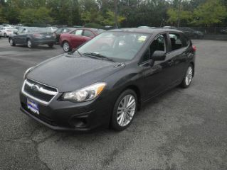 Used 2012 Subaru Impreza in Raleigh, North Carolina