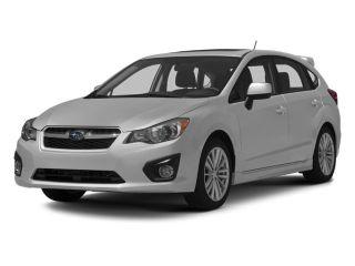 Subaru Impreza Sport 2013