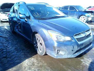Subaru Impreza Sport 2012