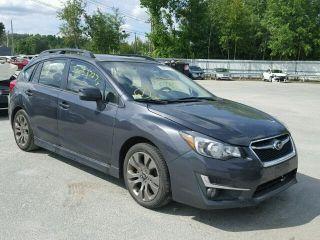 Subaru Impreza Sport 2015