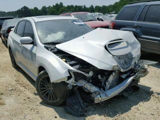 Subaru Impreza WRX 2013